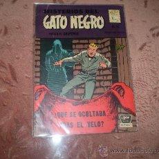 Tebeos: MISTERIOS DEL GATO NEGRO Nº 95. Lote 27233873