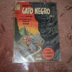Tebeos: MISTERIOS DEL GATO NEGRO Nº 104. Lote 27233905