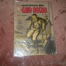 Tebeos: MISTERIOS DEL GATO NEGRO Nº 107. Lote 27233936
