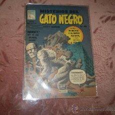 Tebeos: MISTERIOS DEL GATO NEGRO Nº 109. Lote 27233971