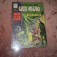 Tebeos: MISTERIOS DEL GATO NEGRO Nº 110. Lote 27234008