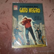 Tebeos: MISTERIOS DEL GATO NEGRO Nº 117. Lote 27234021
