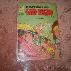 Tebeos: MISTERIOS DEL GATO NEGRO Nº 121. Lote 27234035