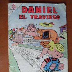 Tebeos: DANIEL EL TRAVIESO Nº 2 -- 1ª EDICION -- NOVARO 1964. Lote 27320618