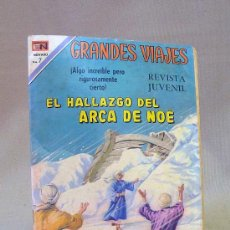 Tebeos: COMIC, GRANDES VIAJES, EL ARCA DE NOE, AÑO VIII, Nº 91, NOVARO. Lote 27511618
