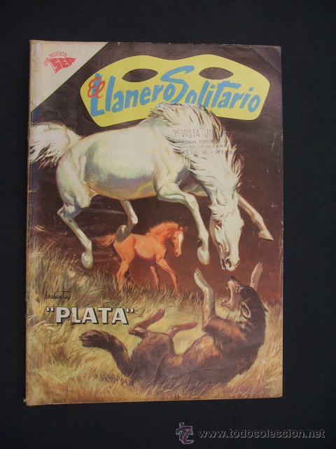 EL LLANERO SOLITARIO - Nº 99 - AÑO 1961 - NOVARO - (Tebeos y Comics - Novaro - El Llanero Solitario)