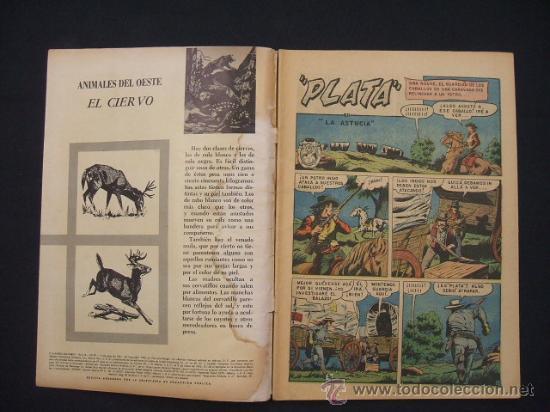 Tebeos: EL LLANERO SOLITARIO - Nº 99 - AÑO 1961 - NOVARO - - Foto 2 - 27517694