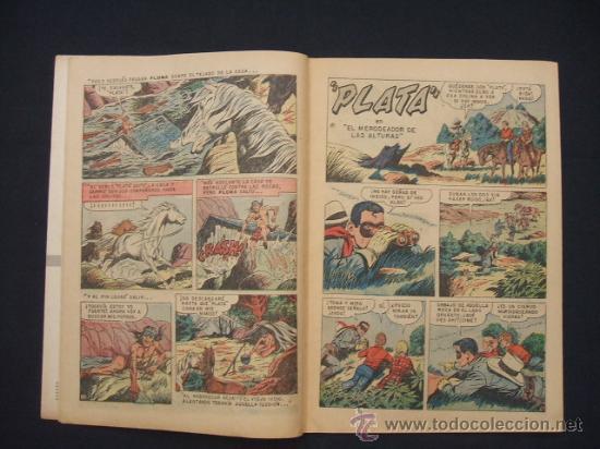 Tebeos: EL LLANERO SOLITARIO - Nº 99 - AÑO 1961 - NOVARO - - Foto 3 - 27517694