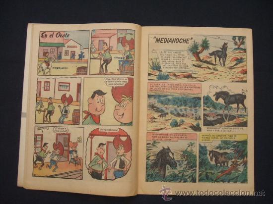 Tebeos: EL LLANERO SOLITARIO - Nº 99 - AÑO 1961 - NOVARO - - Foto 4 - 27517694