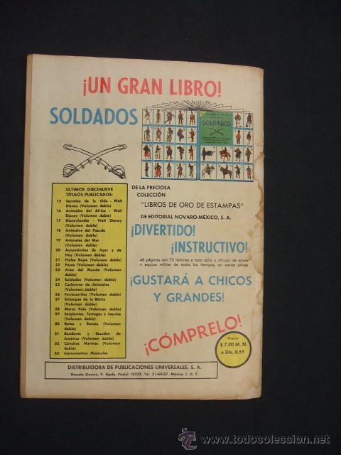 Tebeos: EL LLANERO SOLITARIO - Nº 99 - AÑO 1961 - NOVARO - - Foto 7 - 27517694