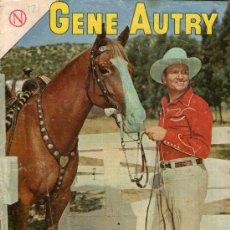 Tebeos: GENE AUTRY - Nº 121 - EDITORIAL NOVARO - ABRIL 1964 - LA CICATRIZ - .. Lote 27699861