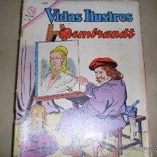 Tebeos: NOVARO VIDAS ILUSTRES NUMERO 100 NORMAL ESTADO REF.39. Lote 27714572