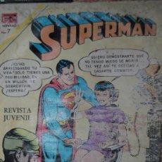 Tebeos: SUPERMAN Nº 833. 3 DE NOVIEMBRE DE 1971. LA SUPERTEMERARIA LUISA LANE. Lote 27846422
