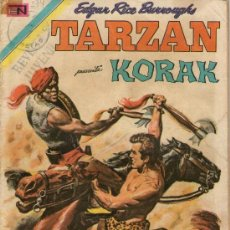 Tebeos: TARZAN - Nº 274 - EDITORIAL NOVARO - AÑO 1971.. Lote 27871169