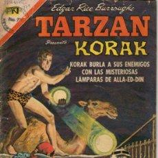 Tebeos: TARZAN - Nº 279 - EDITORIAL NOVARO - AÑO 1971.. Lote 27871251