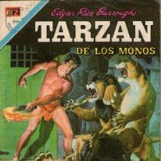 Tebeos: TARZAN - Nº 282 - EDITORIAL NOVARO - AÑO 1971.. Lote 27871263
