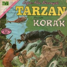 Tebeos: TARZAN - Nº 286 - EDITORIAL NOVARO - AÑO 1972.. Lote 27871281