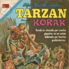 Tebeos: TARZAN - Nº 287 - EDITORIAL NOVARO - AÑO 1972.. Lote 27871293