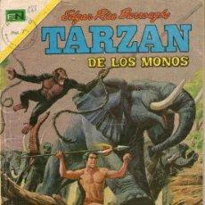 Tebeos: TARZAN - Nº 288 - EDITORIAL NOVARO - AÑO 1972.. Lote 27871297
