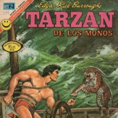 Tebeos: TARZAN - Nº 294 - EDITORIAL NOVARO - AÑO 1972.. Lote 27871315