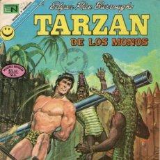 Tebeos: TARZAN - Nº 296 - EDITORIAL NOVARO - AÑO 1972.. Lote 27871331