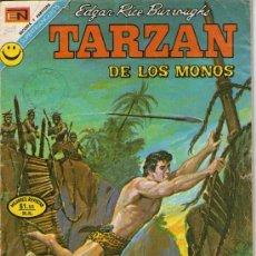 Tebeos: TARZAN - Nº 309 - EDITORIAL NOVARO - AÑO 1972.. Lote 27871385