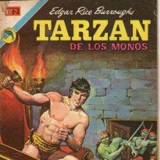 Tebeos: TARZAN - Nº 328 - EDITORIAL NOVARO - AÑO 1973.. Lote 27871483