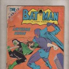 Tebeos: BATMAN --PRES. LINTERNA VERDE--NUM.366. Lote 27897476