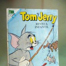 Tebeos: COMIC, TOM Y JERRY, Nº 254, AÑO XVII, 1968, NOVARO. Lote 27953067