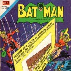 Tebeos: BATMAN - Nº 2-829 - EDITORIAL NOVARO - SERIE ÁGUILA - AÑO 1976. Lote 27952522