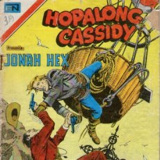 Tebeos: HOPALONG CASSIDY - Nº 2-319 - EDITORIAL NOVARO - SERIE ÁGUILA - AÑO 1979.. Lote 27952663