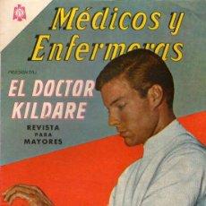 Tebeos: MÉDICOS Y ENFERMERAS - Nº 14 - EL DOCTOR KILDARE - EDITORIAL NOVARO - AÑO 1965. Lote 27953072