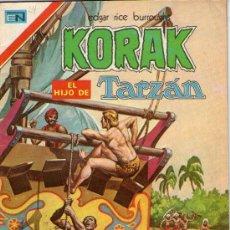 Tebeos: KORAK EL HIJO DE TARZÁN - Nº 24 - EDITORIAL NOVARO - AÑO 1974.. Lote 27953150