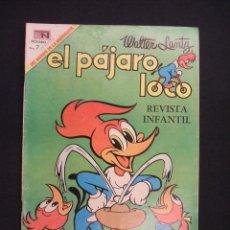 Tebeos: EL PAJARO LOCO - Nº 319 - WALTER LANTZ - 1 JUNIO 1969 - EN - NOVARO -. Lote 28036927
