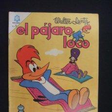 Tebeos: EL PAJARO LOCO - Nº 269 - WALTER LANTZ - 1 MAYO 1965 - NOVARO -. Lote 28037000