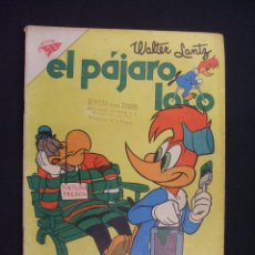 Tebeos: EL PAJARO LOCO - Nº 175 - WALTER LANTZ - 15 ENERO 1960 - SEA - NOVARO -. Lote 28037089