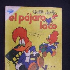 Tebeos: EL PAJARO LOCO - Nº 174 - WALTER LANTZ - 1 ENERO 1960 - SEA - NOVARO -. Lote 28037178