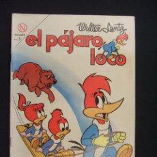 Tebeos: EL PAJARO LOCO - Nº 256 - WALTER LANTZ - 1 ABRIL 1964 - NOVARO - . Lote 28037365