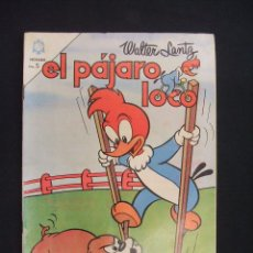 Tebeos: EL PAJARO LOCO - Nº 261 - WALTER LANTZ - 1 SEPTIEMBRE 1964 - NOVARO - . Lote 28037657