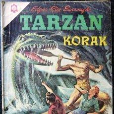Tebeos: TARZAN # 173 - EDITORIAL NOVARO - AÑO 1966 - . Lote 28270391