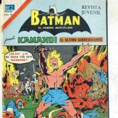 Tebeos: BATMAN Nº2-868 - 32 PÁGINAS 14X20 - 1977. Lote 28352939