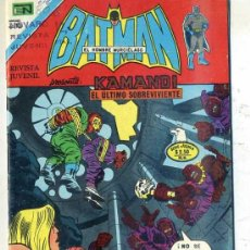 Tebeos: BATMAN Nº808 - 32 PÁGINAS 14X20 - 1975. Lote 28352950