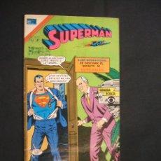 Tebeos: SUPERMAN - SERIE AVENTURAS - Nº 3-52 - 8 SEPTIEMBRE 1979 - NOVARO -. Lote 28427685