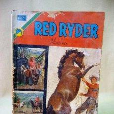 Tebeos: COMIC, RED RYDER, AÑO XIX, Nº 293, 1972, ORIGINAL, NOVARO. Lote 28494497