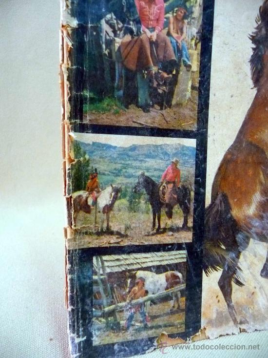 Tebeos: COMIC, RED RYDER, AÑO XIX, Nº 293, 1972, ORIGINAL, NOVARO - Foto 2 - 28494497