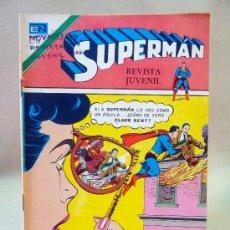 Tebeos: COMIC, SUPERMAN, AÑO XXIV, Nº 1041, 1975, NOVARO. Lote 28590756