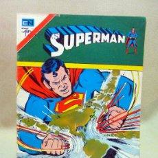 Tebeos: COMIC, SUPERMAN, AÑO XXIV, Nº 1036, 1975, NOVARO. Lote 28648153