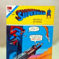 Tebeos: COMIC, SUPERMAN, AÑO XXIV, Nº 1040, 1975, NOVARO. Lote 28648189