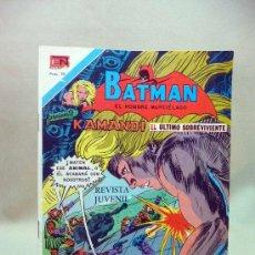 Tebeos: COMIC, BATMAN, KAMANDI, , AÑO XXV, Nº 2- 892, NOVARO, 1977. Lote 28648621