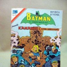 Tebeos: COMIC, BATMAN, KAMANDI, AÑO XXV, Nº 2- 884, ORIGINAL, NOVARO. Lote 28648792